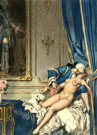 Casanova 06 - With Madame F At Corfu