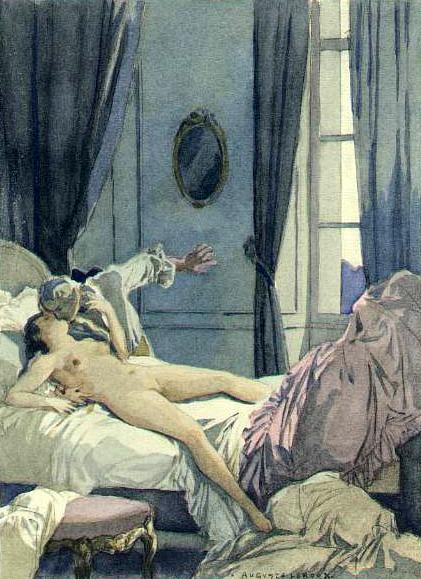Casanova 09 - With Henrietta at Reggio
